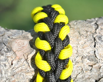 Customizable Paracord Bracelet, Samadhi Bracelet