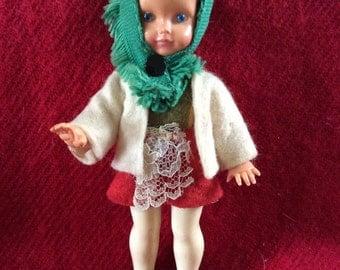 Irish Lassie Doll