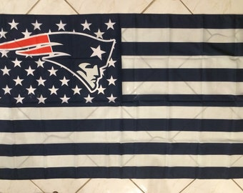 New England Patriots Flag