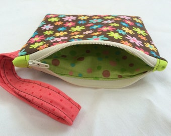 Coin Zipper Pouch