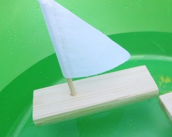 6 Wooden Boats Creation Kit
