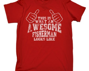 Fishing Tshirt Fisherwoman Unisex Loose Fit Tshirt Fish Carp Tackle Bait Tee Rod Reel Net Angling Fly Fishing T-Shirt Worms Awesome Sport