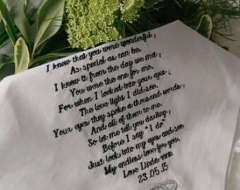 Bride to Groom 1