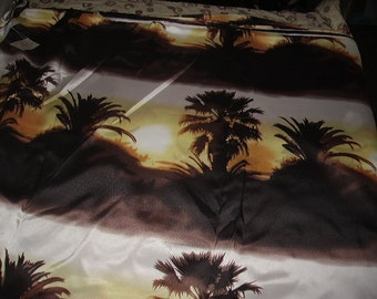 Print Your design Crepe De Chine Silk fabric 16mm 70gsm 8 x 8 inches Sample