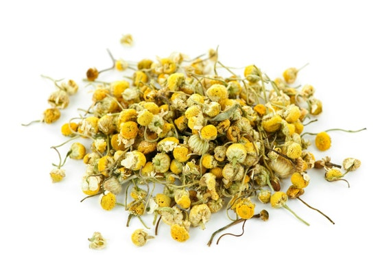 Items similar to Dried Chamomile Flower Buds -EGYPTIAN- 1oz on Etsy