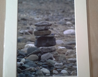 10 x 8 mounted photo