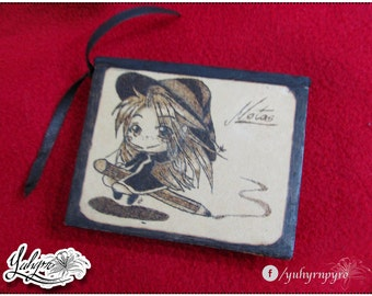 Notebook small witch /Little witch notepad