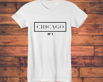 Chicago Graphic Tee