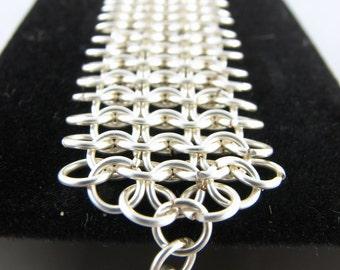 Silver 4-in-1 Bracelet