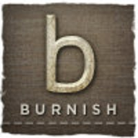 burnish