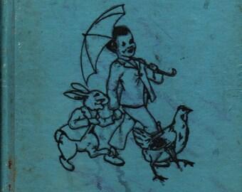 Eight Nursery Tales - Watty Piper - 1938 - Vintage Book