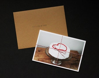 Postcards of Cake