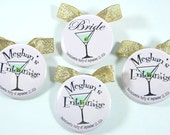 15 custom bottle opener pins Bachelorette Party Favors,Bachelorette Button Favors, Bachelorette Bottle Openers, Bridesmaid Buttons