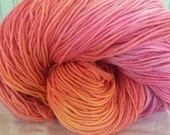 Corraline - 100% US Grown Targhee Worsted Wgt Yarn 616 yds