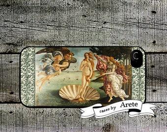 The Birth of Venus Phone Case full viewfor iPhone 4 4s 5 5s 5c SE 6 6s 7  6 6s 7 Plu Galaxy s4 s5 s6 s7 Edge
