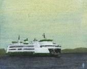 Sale - 65% OFF: Boat No. 3 - Original Painting