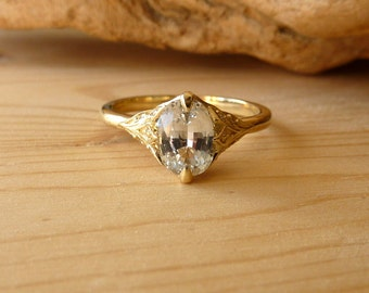 Blossoming Gemstone Ring - Deposit