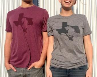 Texicorn (Texas Unicorn) T-Shirt