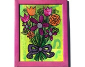 Flower Bouquet - Original...