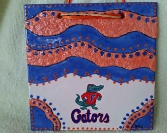 Gators .. Gators ... Florida Gators Wall Tile