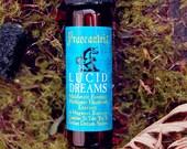 Lucid Dreams, Dreaming Elixir, Crystal Essences and Wild Herbs, Handmade in Woodstock