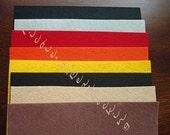 "Nicole's BeadBacking 12x9"" 8 colors beading, art, supplies"