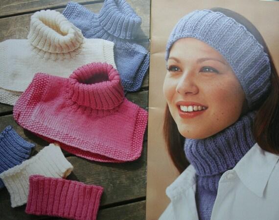 Red Heart Knitting Pattern Mittens : Knitting Patterns Winter Accessories Red Heart 1446 Socks ...