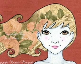 Sophie - Original illustration
