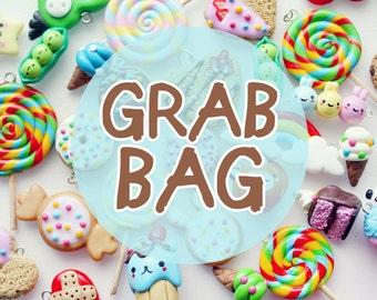 Kawaii Grab Bag, Cute Assorted Mystery Jewelry