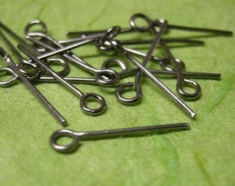 200pc 16mm gunmetal plated eye pins-1336x2