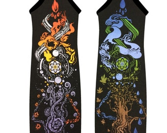 4 Elements Super Hero Sleeve, Fire Retardent