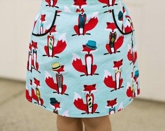 The Potato Chip Skirt Pattern