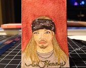 Celebrity Series - Baby Bret Michaels Portrait 2x3