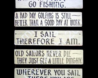 Fishing & Sailors, Folkism Set 16