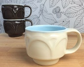 Custom Order: 3 Mugs with Arches