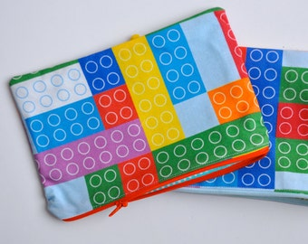 Bricks pencil case