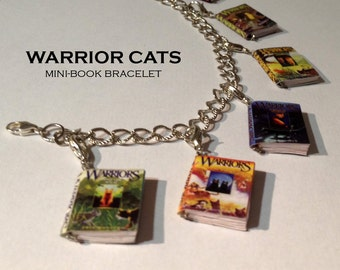 Warrior Cats Mini-Book Series Bracelet