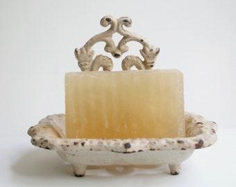 Olive Oil Bar Soap Vegan Sparkling Ginger