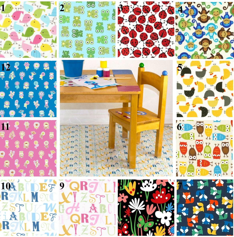 Laminated Splat Mat Craft Tablecloth Bpa Amp Pvc Free