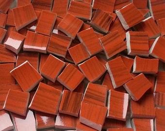 Mosaic Tiles-- Spice Swirl-- 100 Tiles