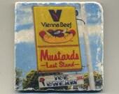 Mustard's Last Stand - Original Coaster