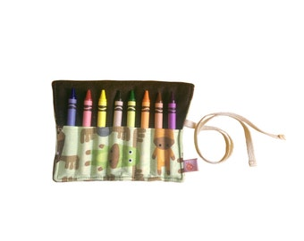 CLEARANCE Eco Crayon Roll | Moose