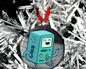 Adventure Time BMO  Christmas Tree Ornament