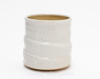 Ceramic Wine Cup - Tea Bowl - Yunomi - Juice Cup - Pottery Glass - Handleless Mug