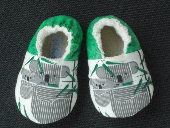 koala baby shoes baby shoes baby slippersorganic cotton
