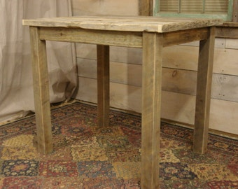 """Driftwood Table (40"""" x 30"""" x 30"""" or 36""""H)"""