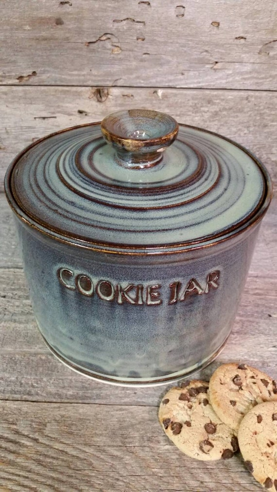 KB Originals Etc: Cookie Jar Canister Storage Lidded storage