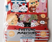 Fortune Marching Sticker Flakes Pack