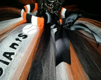 SF GIANTS Tutu skirt