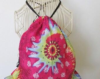 Psychedlic Backpack